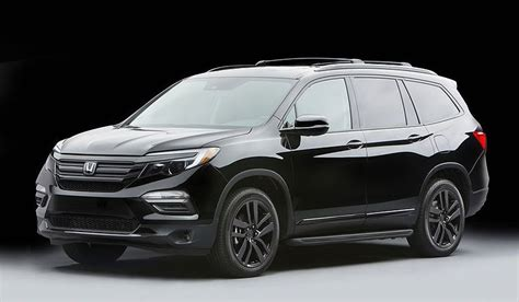 2019 Honda Pilot Facelift Interior Changes  N1 Cars