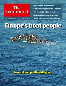 Europe's boat people