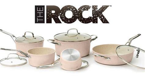 batterie de cuisine amc concours the rock gagnez une batterie de cuisine