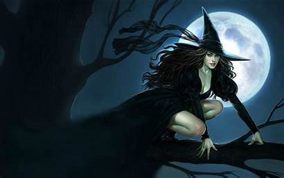 Witch Dark 4k Yodobi Wallpapers Title