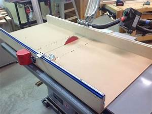Shannon's Table Saw Sled - The Wood Whisperer