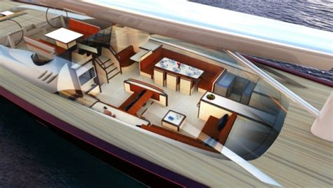 43m Sailing Yacht By Jim Robert Sluijter
