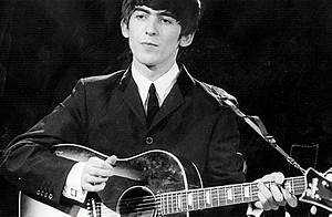 New App To Explore George Harrison's Guitar Collection ...