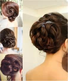 easy bridesmaid hair 24 brave simple up hair styles wodip