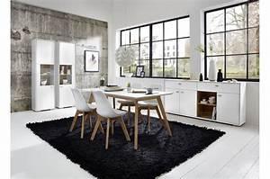 Salle A Manger Bois Blanc : salle manger bois moderne pin blanc ~ Melissatoandfro.com Idées de Décoration