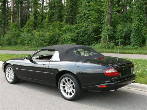 2000 Jaguar Xkr by Purchase Used 2000 Jaguar Xkr Supercharged Worlds Best