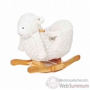 Cheval à Bascule Bebe : mouton bascule pour b b avec musique teddykompaniet 2247 dans cheval bascule ~ Teatrodelosmanantiales.com Idées de Décoration