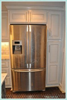 Cabinets Around Fridge by Above Fridge Cabinet Ideas Search Home