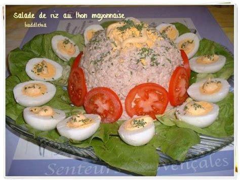 cuisine et saveurs recettes de salade de riz de saveurs et cuisine