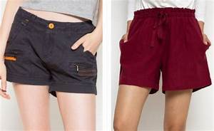 tips memilih celana pendek untuk wanita berpaha besar