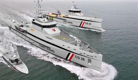 Speedboot Naar Engeland by Trinidad And Tobago Coast Guard Contracts Damen For Fleet