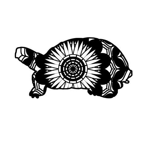 Butterfly zentagle mandala svg 001. Box Turtle Mandala Animals Svg | Box turtle, Mandala, Turtle