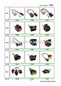 1-way Automotive Electrical Connector Types - Buy ...
