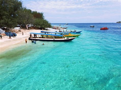 Boat From Gili T To Gili Air by Gili Islands With Our Guide To Gili Air For Families