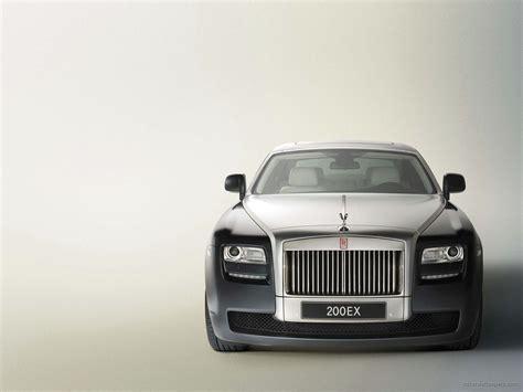 Rolls Royce 200ex Wallpaper