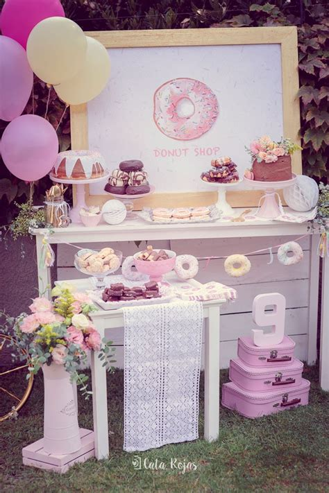 46 best donut party ideas images on vintage donut birthday party donut birthday party ideas