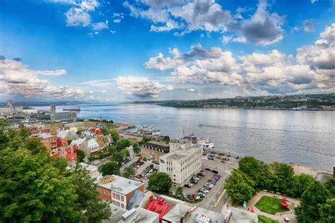 Best Restaurants Quebec City Canada