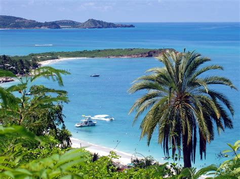 Antigua And Barbuda  Tourist Destinations
