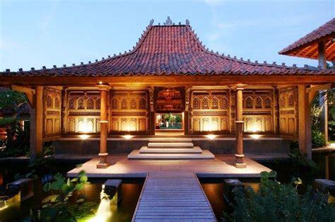 rumah adat jawa barat jolopong rumah tradisional