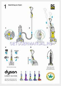 Dyson Vacuum Cleaners Dc04 Zorbster Owner U0026 39 S Manual