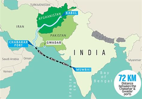 Modi inks $500m deal to develop Iran's Chabahar port in ...