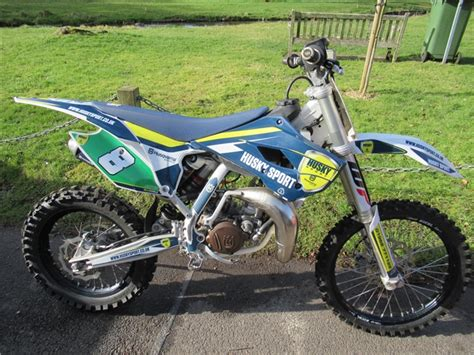 Husqvarna Tc 85 19 16 Image by 2016 Husqvarna Tc85 Big Wheel 19 16 2 Stroke Mx