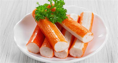 cuisiner le surimi surimi bon ou mauvais pour la santé