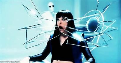 Jovovich Milla Gifs Fiction Science Sci Fi