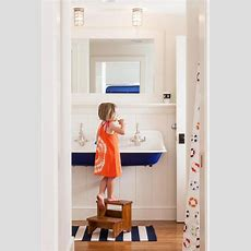 Wash Up 8 Children's Bathrooms With Multiple Sinks