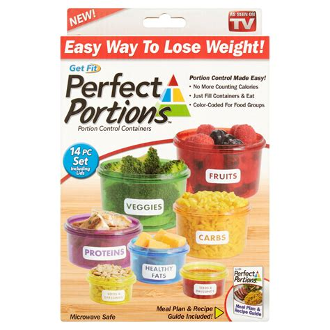 Soooo i got plan b and took it already. Get fit perfect portions meal plan & recipe guide ...