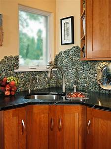 30 trendiest kitchen backsplash materials kitchen ideas With what kind of paint to use on kitchen cabinets for truck stickers for back window