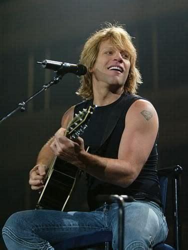 Jon Pic The Day Cute Pics Bon Jovi