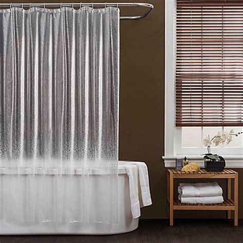 bed bath beyond shower curtains baltic linen 174 peva crackle shower curtain bed bath beyond