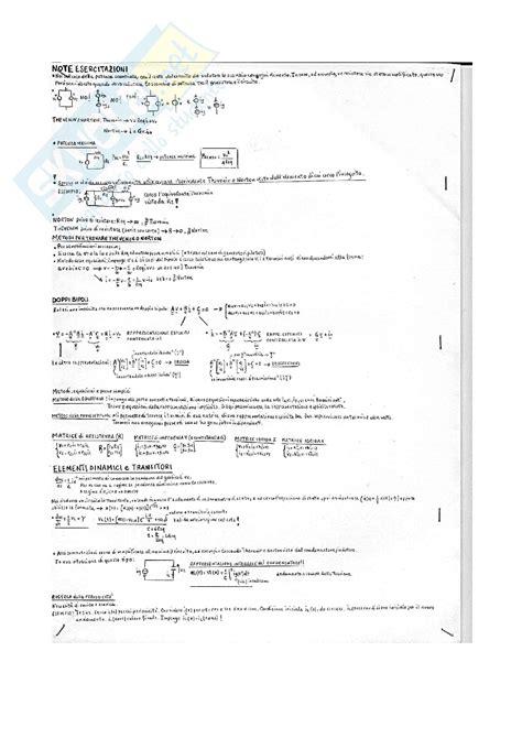 Dispensa Elettrotecnica by Formulario 1 Appunti Di Elettrotecnica