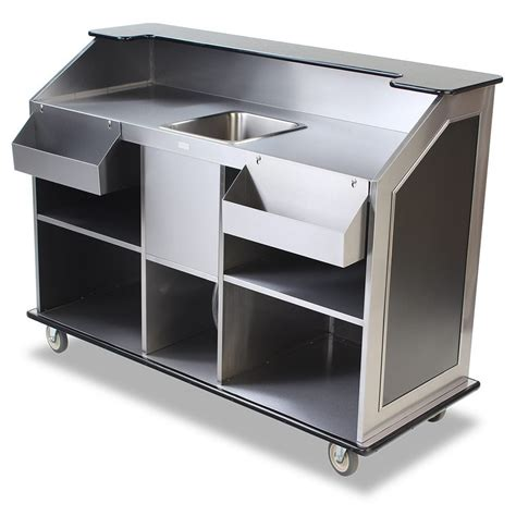 Mobile Bar by Mobile Bar 4865 6 Forbes Industries