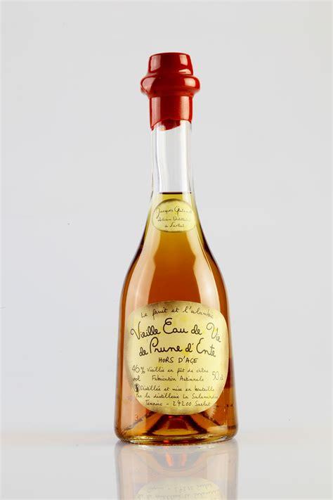vieille eau de vie de prunes d ente distillerie la