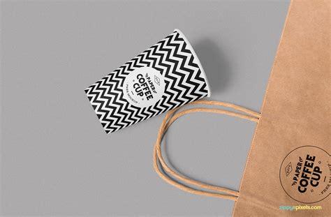 paper cup mockup psd zippypixels
