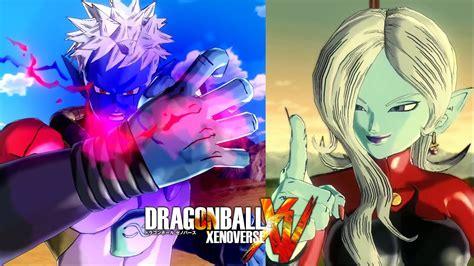 DLC Dragon Ball Xenoverse Towa Mira Official