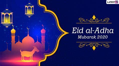 Eid al-Adha HD 2020 Images and Bakra Eid Mubarak ...