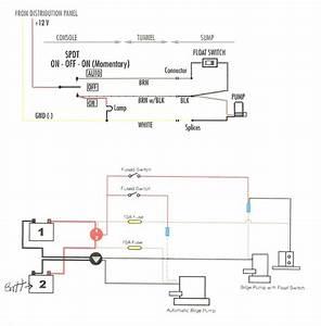 Rule Automatic Bilge Pump Wiring