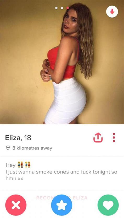 The Best And Worst Tinder Profiles In The World 103 Sick