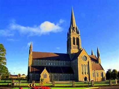 Cathedral Kerry Ireland Mary Killarney Catholic Churches