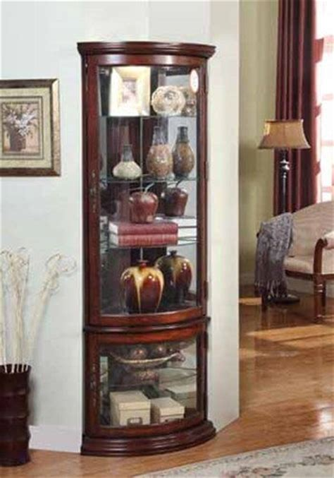 cherry wood curio cabinet top 10 best corner curio cabinets 2016 home stratosphere
