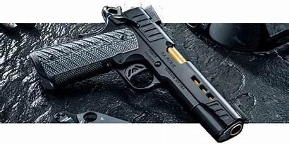 1911 Pistols Kimber Handguns America Colts Barrel