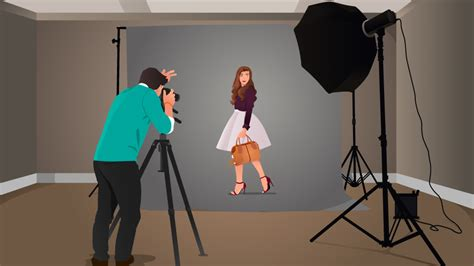 quick  easy portrait setups bh explora