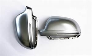 Audi A4 Chrom Spiegel : audi s4 a4 8k b8 matte spiegel alu look spiegelkappen 8 ebay ~ Jslefanu.com Haus und Dekorationen