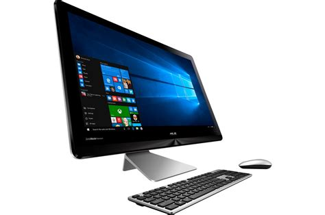 pc bureau solde pc de bureau asus zn220icgk ra020x 4258444 darty