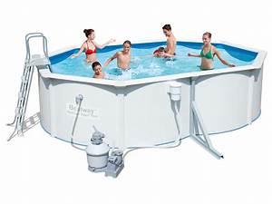 Pool 3 66 X 1 22 : piscine acier ovale hydrium x x m 69792 ~ Kayakingforconservation.com Haus und Dekorationen