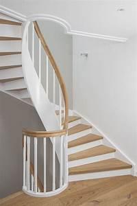 Ber ideen zu treppenhaus streichen auf pinterest for Treppe weiß streichen