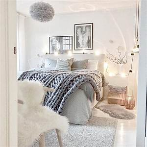 Chambre Fille Scandinave : pinterest chambre scandinave decoration d 39 interieur idee ~ Melissatoandfro.com Idées de Décoration